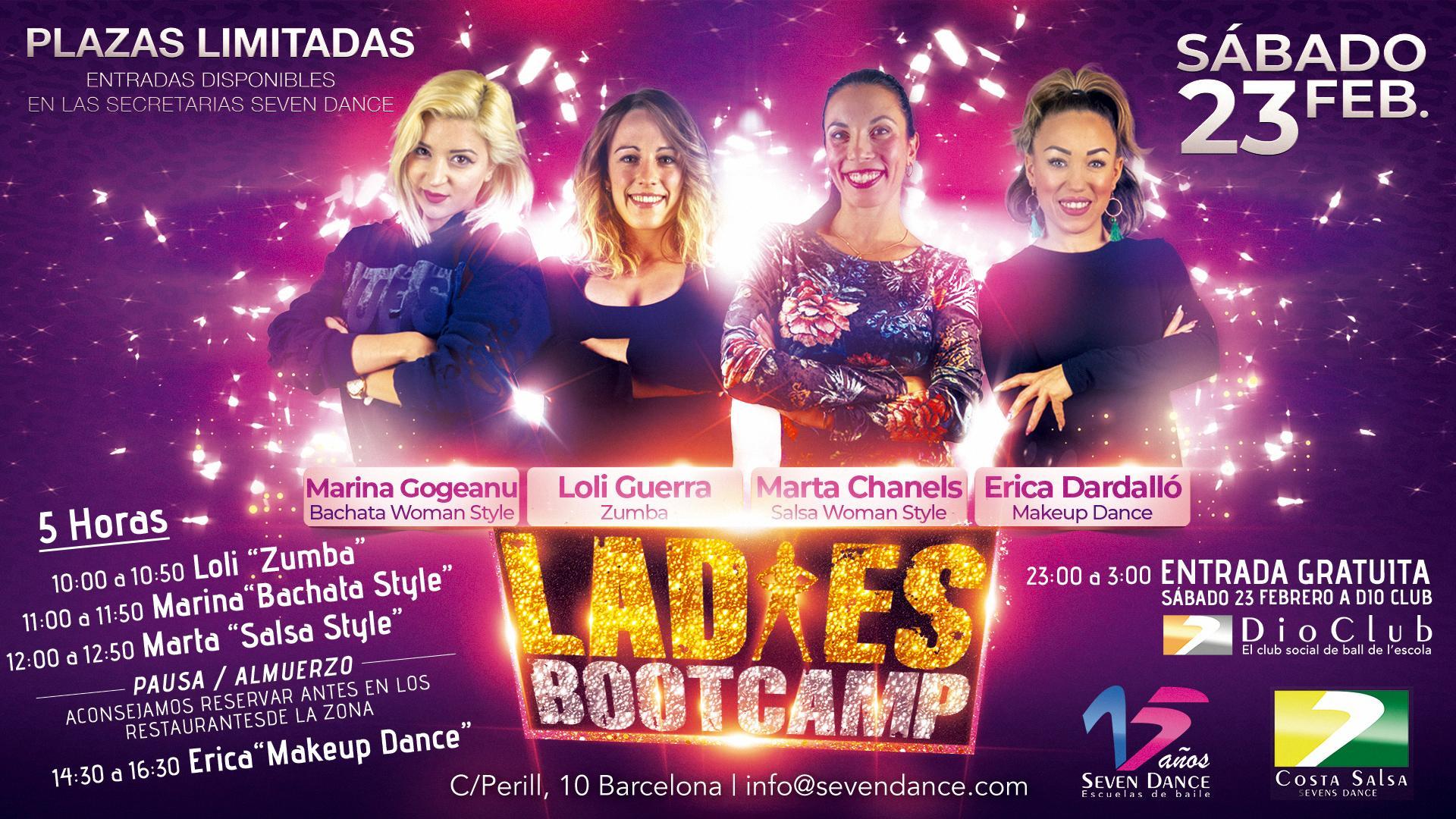 Ladies Boot Camp