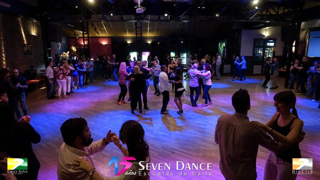 Últimas Matriculaciones de iniciación a la salsa, bachata y bailes de salón para los cursos trimestrales de abril a junio de 2019
