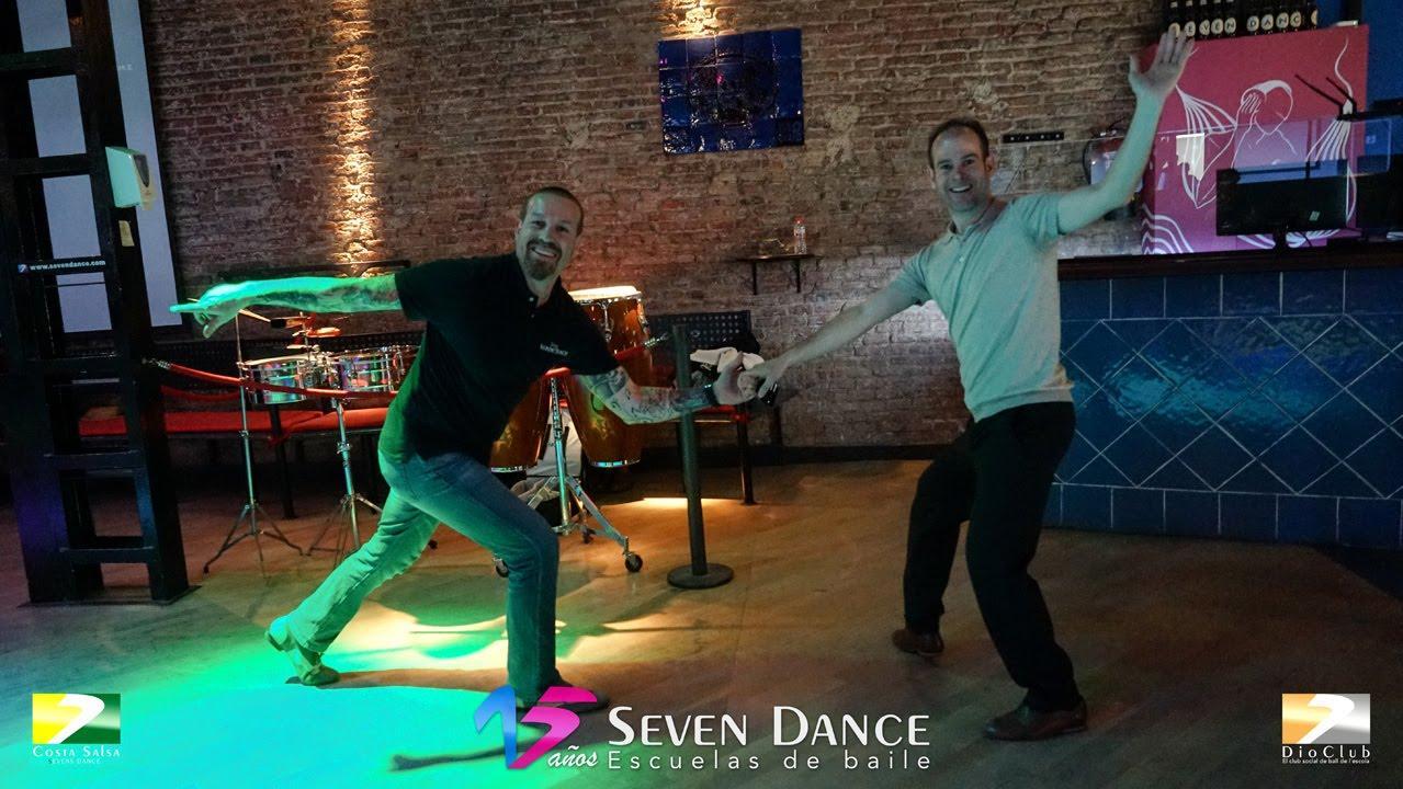 Swing Dance a Seven Dance Barcelona
