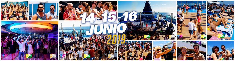Costa Salsa 2019 Seven Dance Escuelas de baile