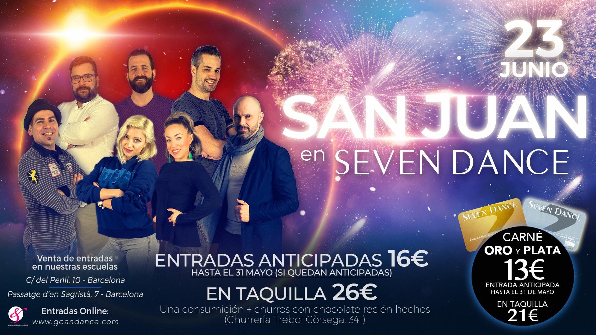 Verbena de San juan 2019 - Salsa & Bachata