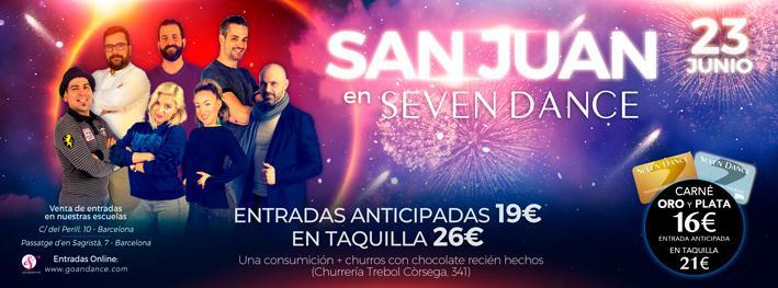 San Juan en Seven Dance 2019