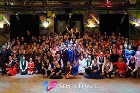 Fotos festival curso bailes de salón 2018/2019