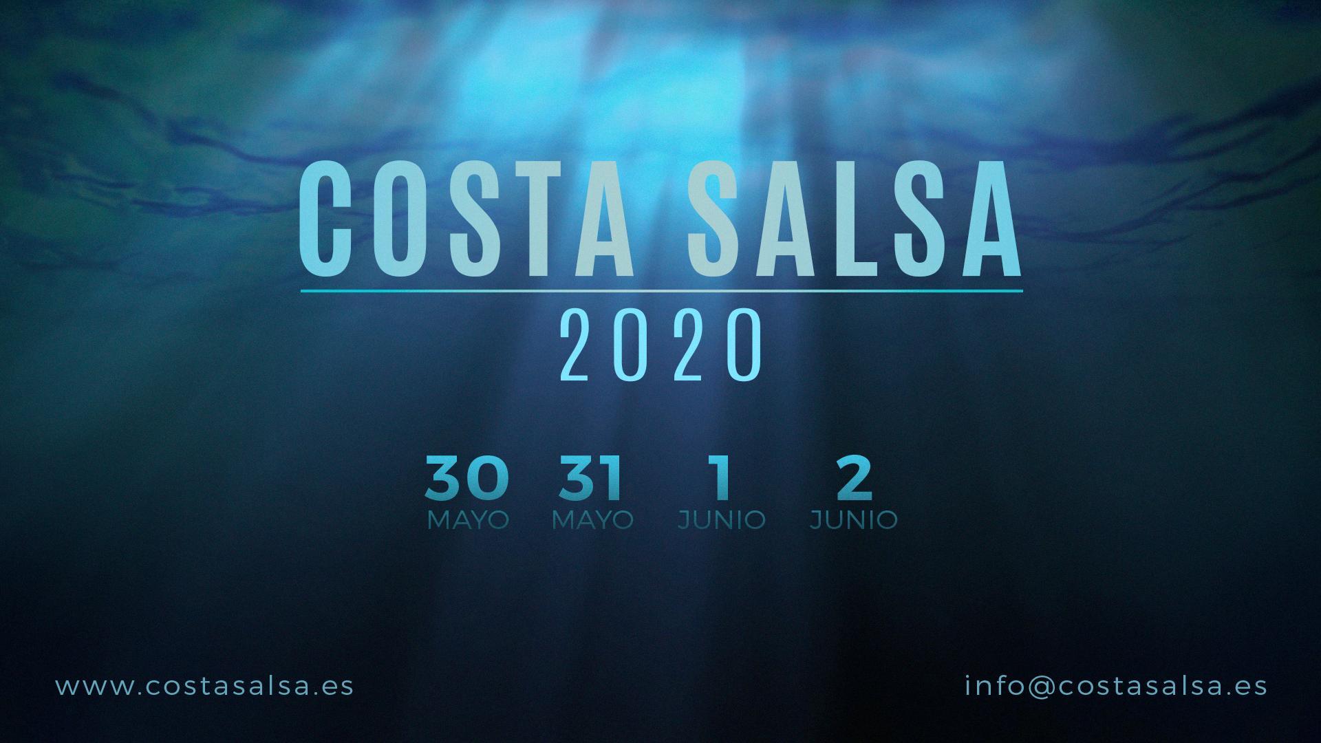 Fotos Costa Salsa 2020