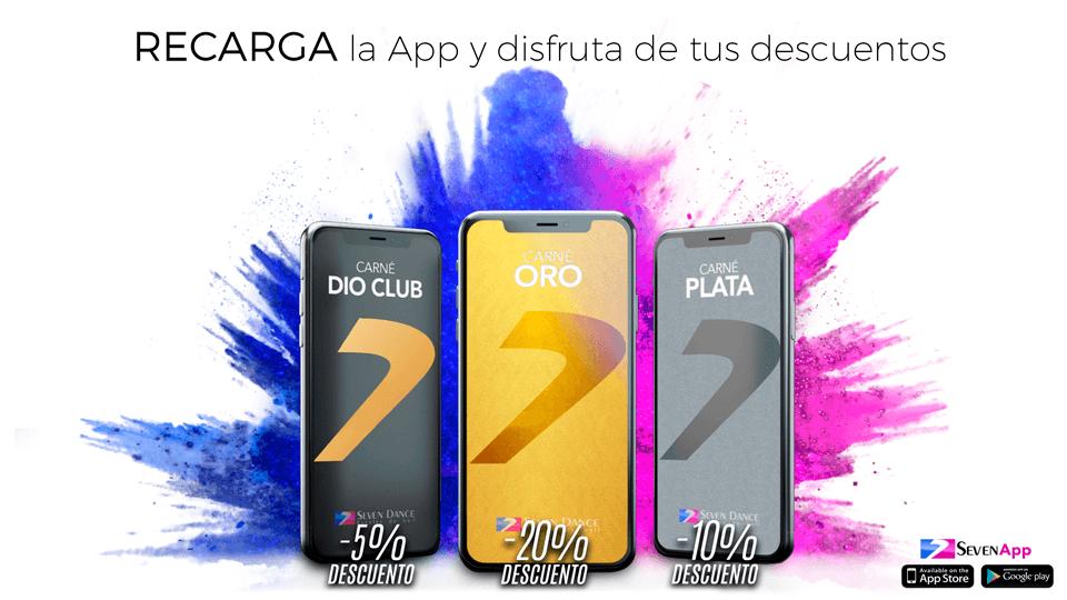 Recarga Seven App