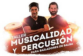 Taller Musicalidad y Percusion
