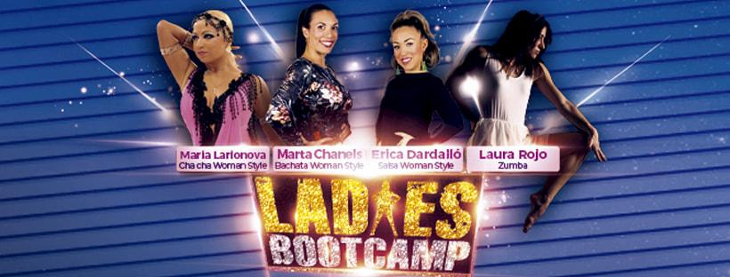 Fotos del Bootcamp Ladies de Seven Dance