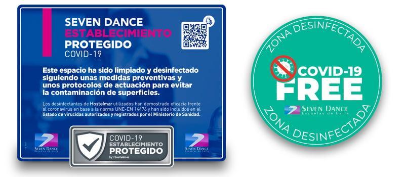 Certificado Free Covid