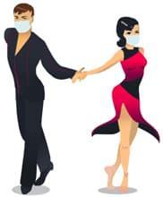Escuela de baile Seven Dance estilo Bailes de Salón