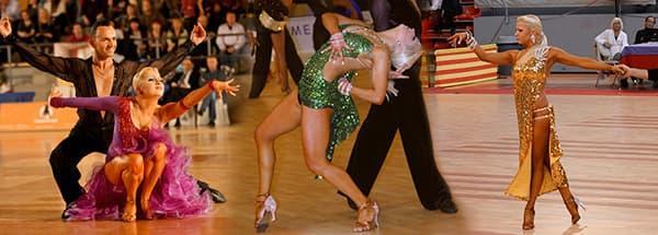 María Larionova, Directora de Bailes de Salón, profesora titulada y juez nacional e internacional en la Federación Española de Baile Deportivo