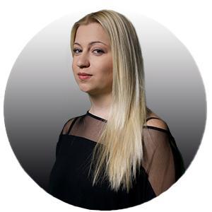 MAría Larionova profesora y directora del departamento de Bailes de Salón