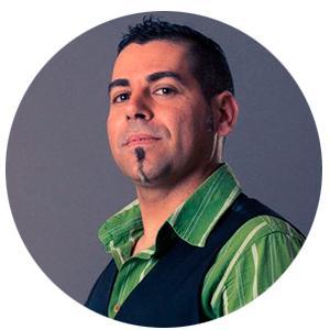 Miguel García profesor de Salsa y Bachata