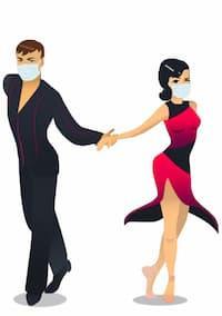 Clase gratis de iniciacion a los Bailes de Salón