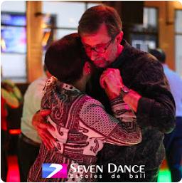 María Larionova profesora y directora de los bailes de salón en Seven Dance Escuelas de Baile