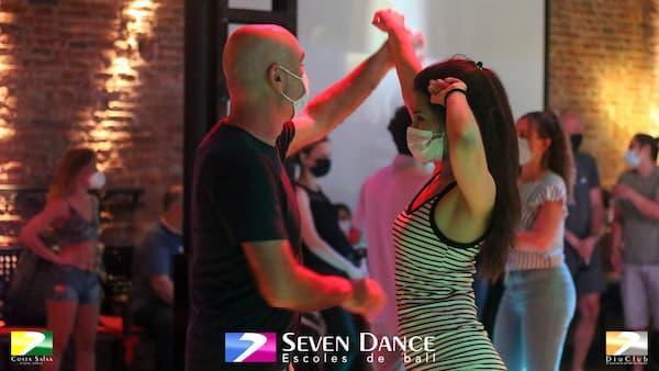 Curso intensivo de Salsa en septiembre