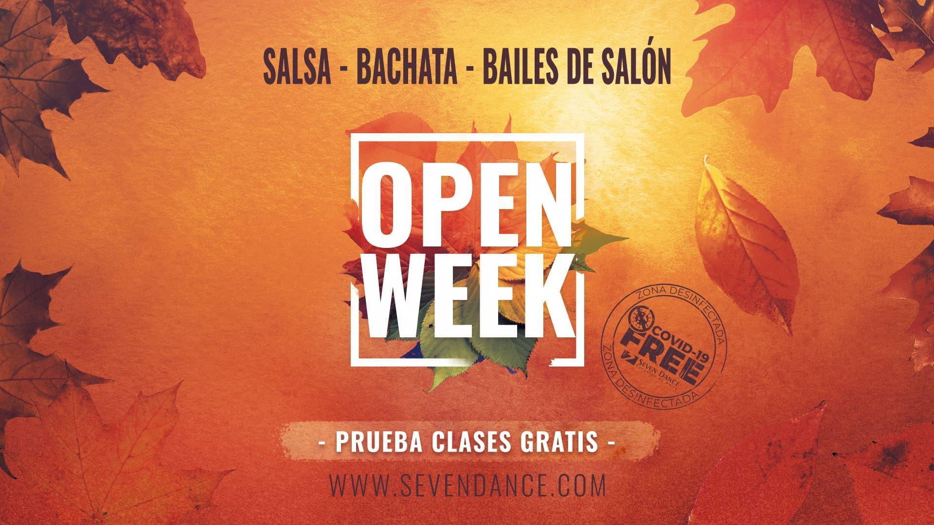 Te regalamos clases de Salsa y Bachata para que las regales. No hay mejor regalo