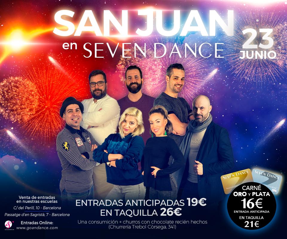 San Juan 2019 Dio Club Barcelona