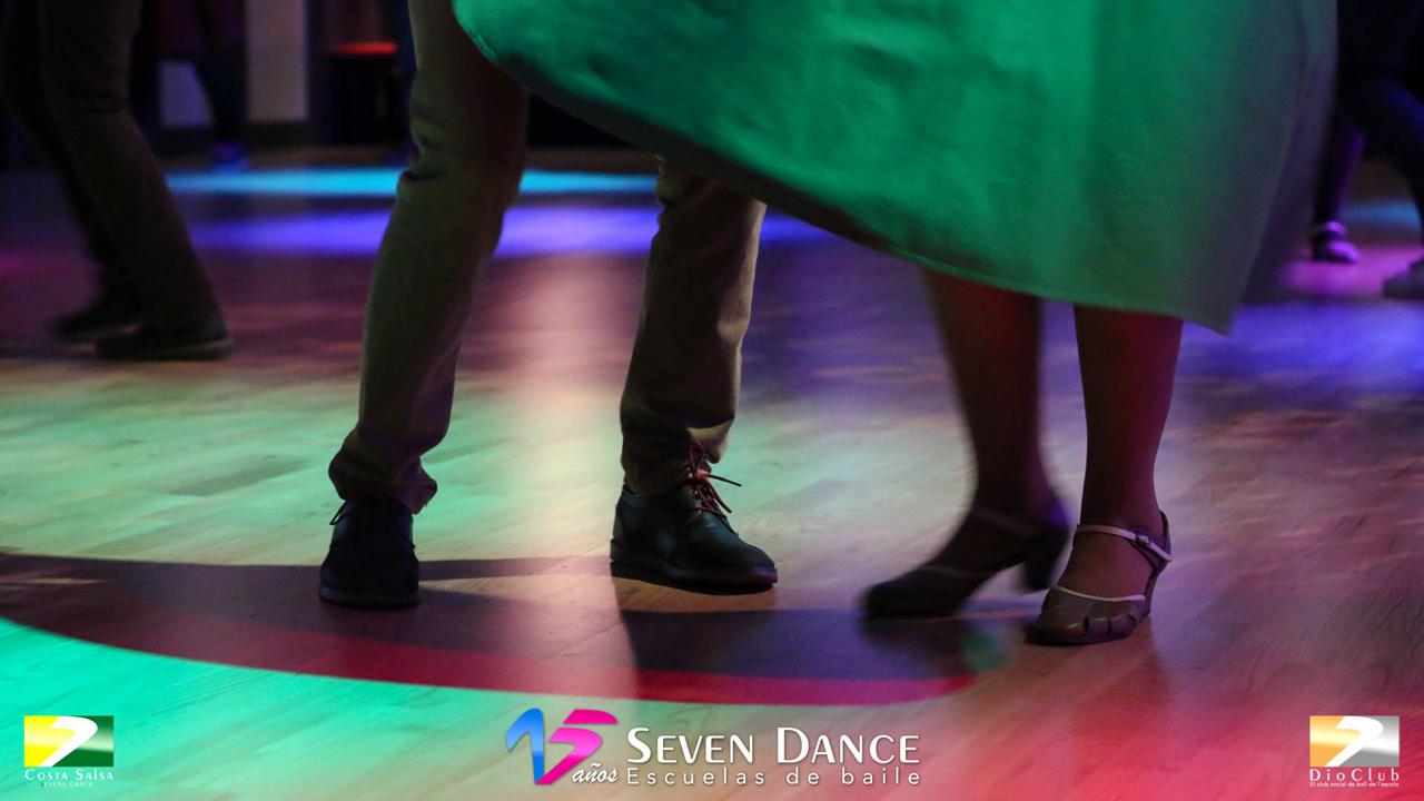 Swing Dance, LindyHop & Balboa Escuelas de Baile Seven Dance Barcelona