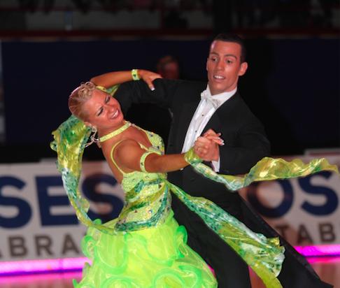 Escuelas de Baile Seven Dance Barcelona con prácticas y clases de baile, Bailes de Salón